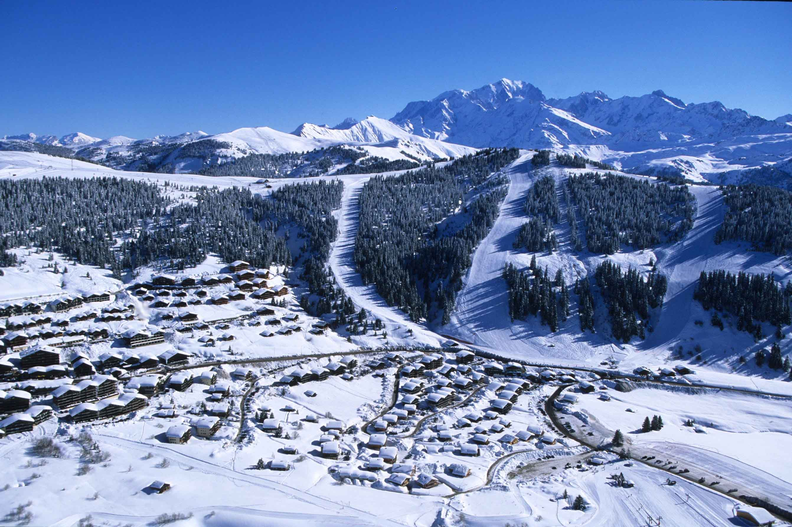 Les Saisies Ski Resort France Property for Sale