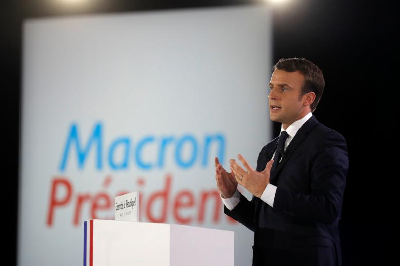 macron french president tax changes for those who own property