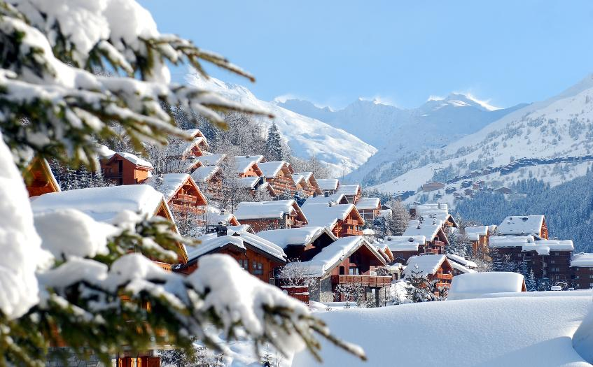 Meribel ski resort France property for sale