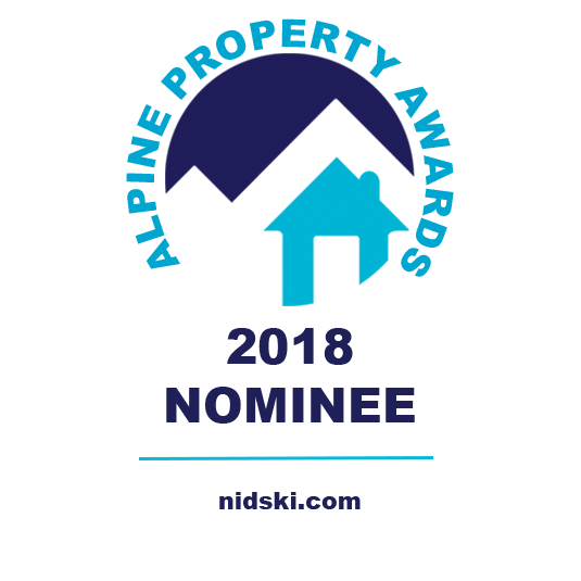 nidski alpine property awards 2018 nominee
