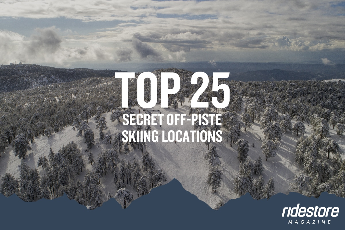 Love Off-Piste Skiing? 25 Secret Off-piste Ski Locations In Europe