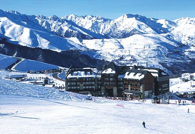 Peyragudes ski resort france property