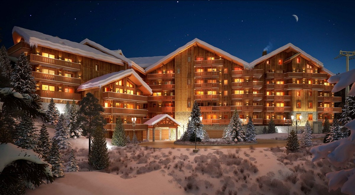 Buying a ski property in France as a leaseback