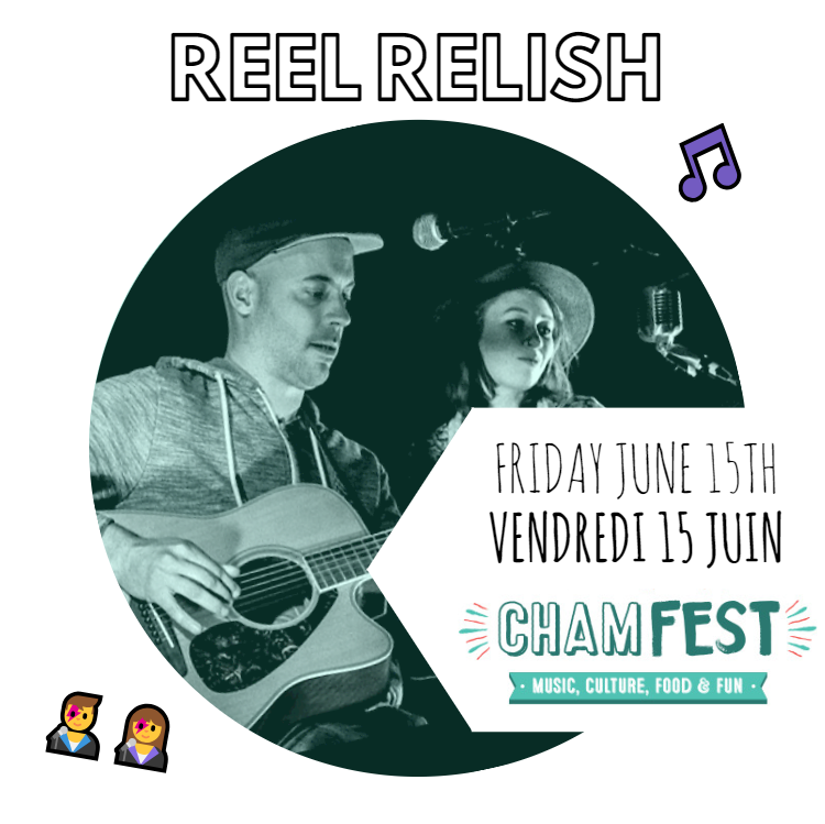 Reel Relish band music festival chamonix ski resort france