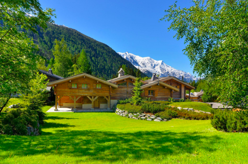 Ski property for sale french alps