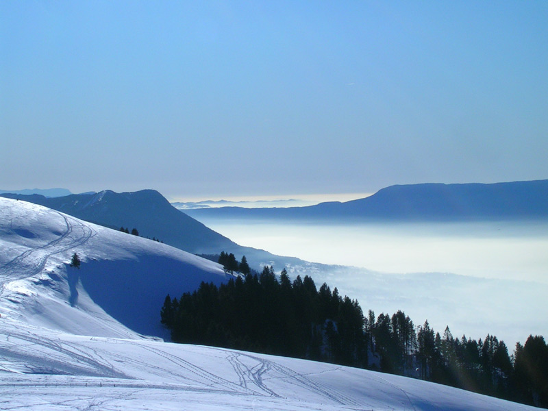Semnoz ski resort annecy france