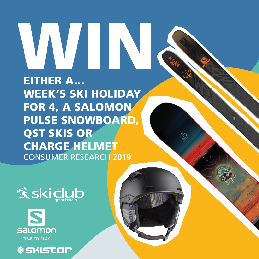 Win A Ski Holiday With SkiStar