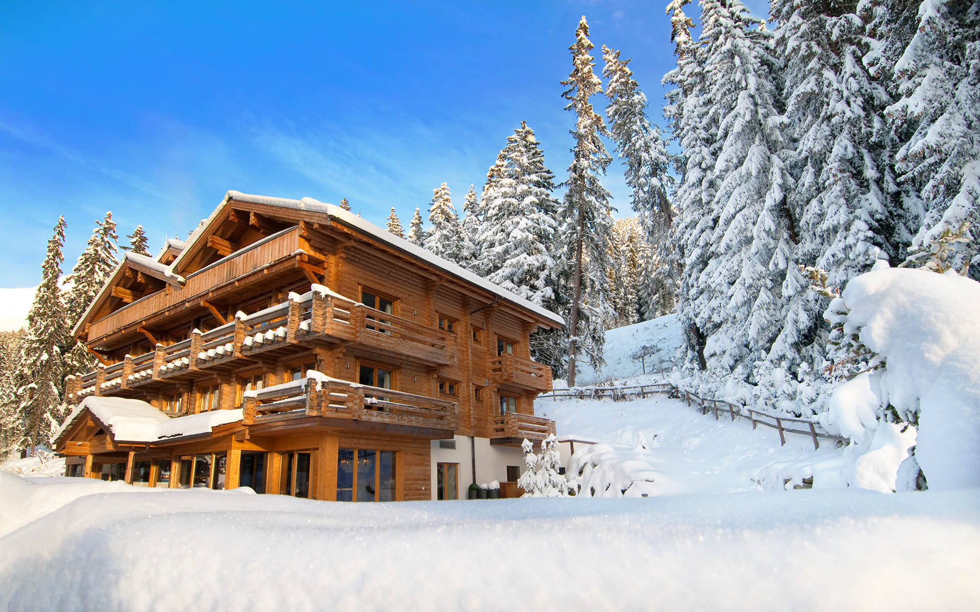 Why you should buy a ski home