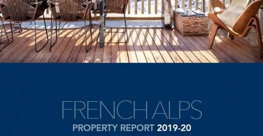 Erna Low Property Launches French Alps Property Report…