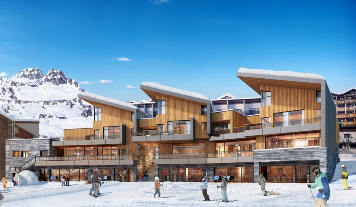 Easy Access, High Altitude Resorts are Still the Favourite for Property Buyers in France