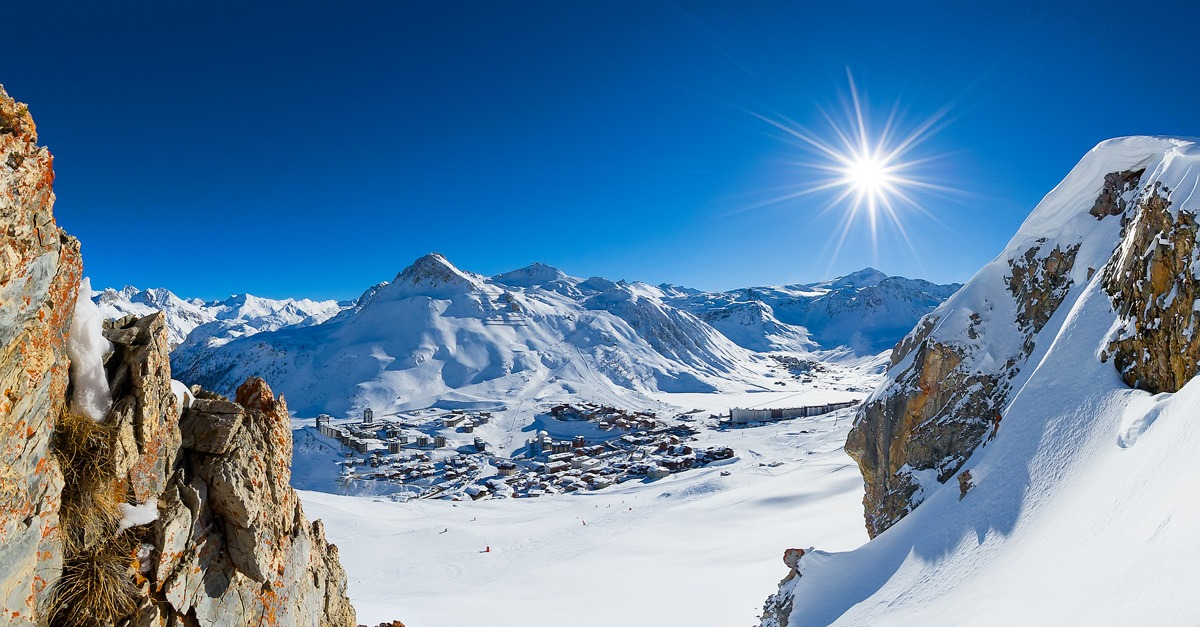 Tignes Ski Resort France Property for Sale