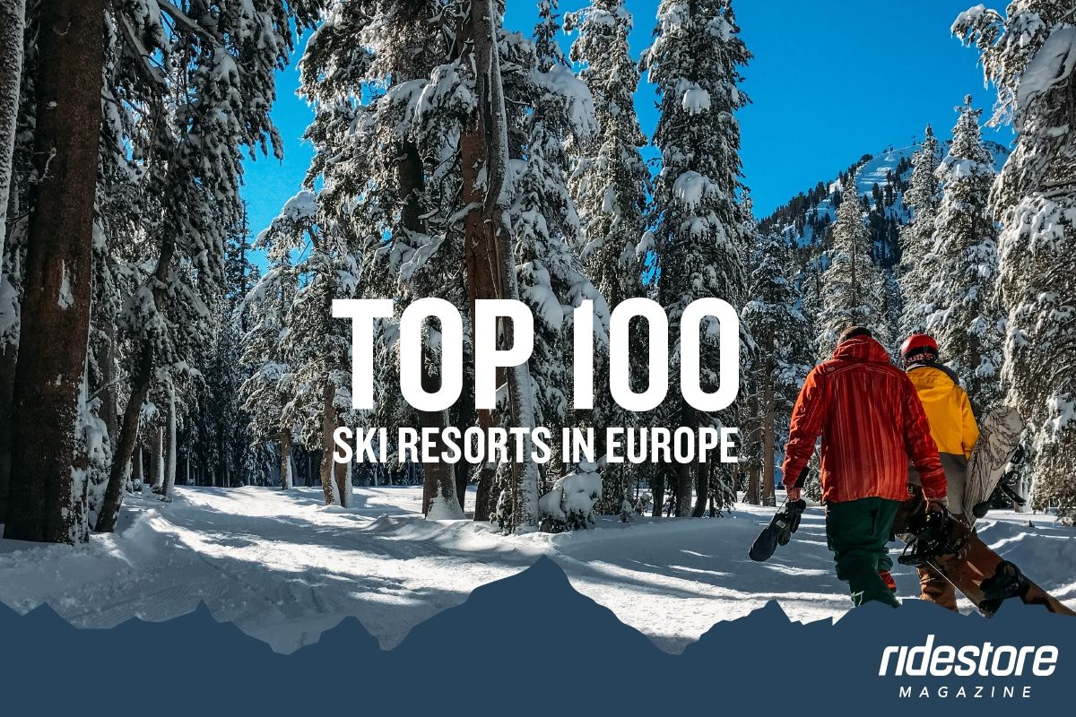 100 Best Ski Resorts In Europe