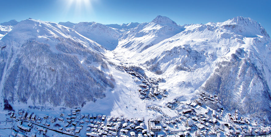 Val dIsere Ski Resort France