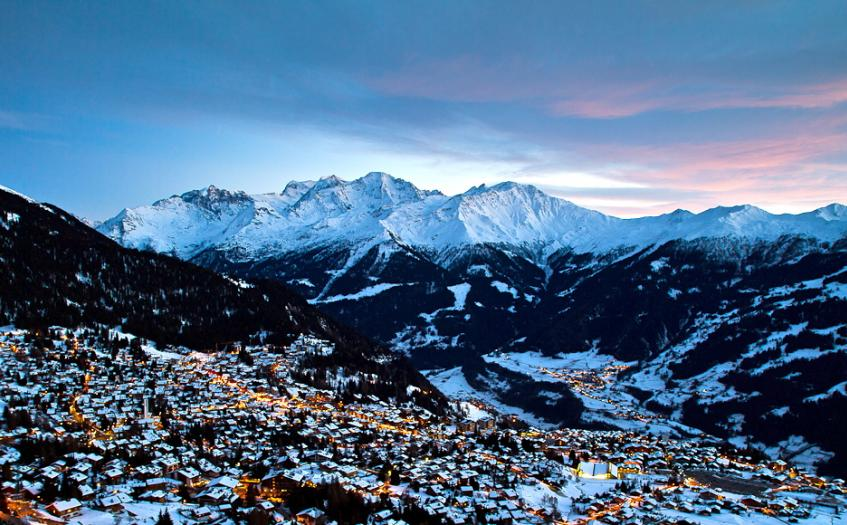 Verbier ski resort Switzerland property for sale