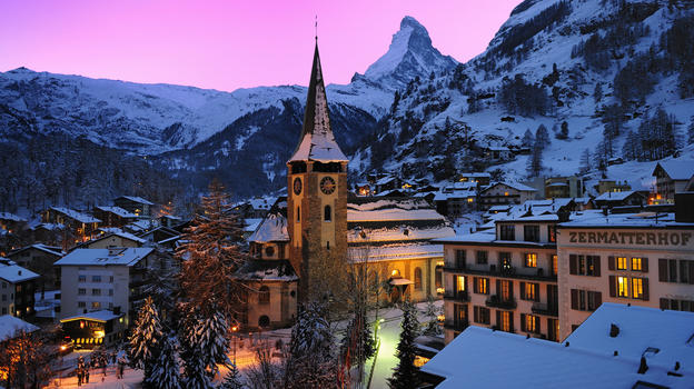 Swiss Air are Flying to Sion this Winter!